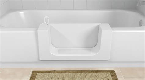modify bathtub to walk in home products cleancut walk in tubs tub conversion