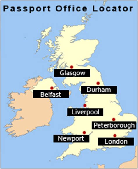 Passport Post Office Locations by Uk Passport Advice Independent Support And Services