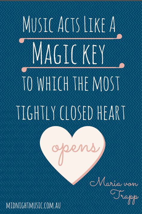 printable quotes about music quot music acts like a magic key to which the most tightly