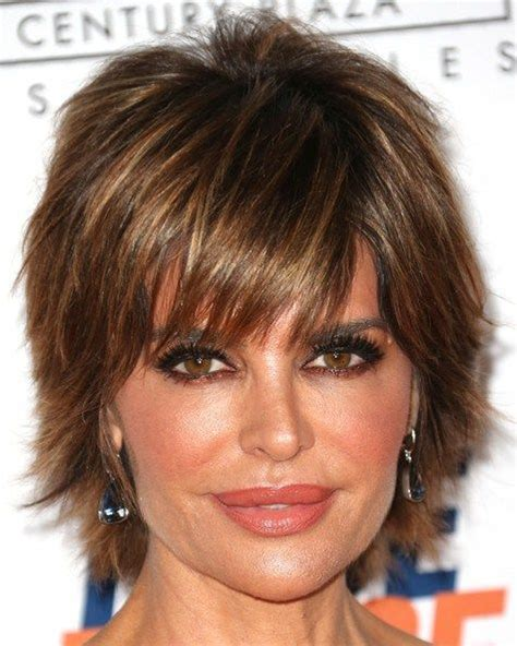 lisa rinna long layered hair 12 best images about hair styles on pinterest