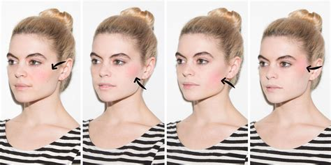 Blush On how to apply blush in 4 steps best blush brush tips