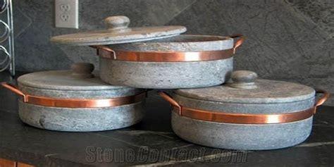Soapstone Cookware - grigio florenca soapstone cookware grey soapstone from