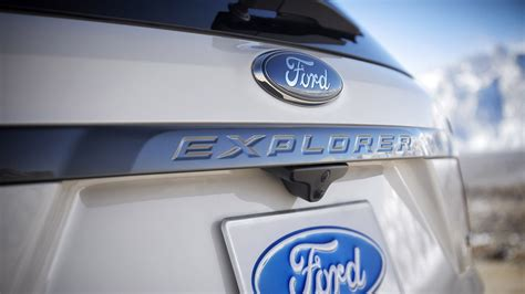 2020 Ford Explorer Xlt Sport Appearance Package by Ford Explorer Xlt Sport Appearance Package Unveiled