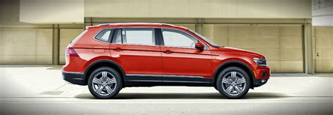 all new 2018 volkswagen tiguan exterior color options