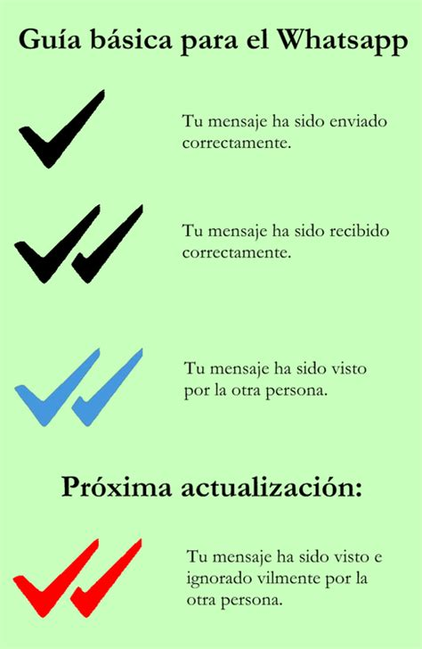 imagenes para whatsapp adultos los memes del doble check azul de whatsapp inundan la red