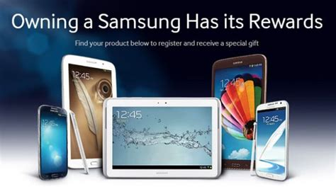 samsung promotions samsung offers special promotion for certain tablets coming with freebies