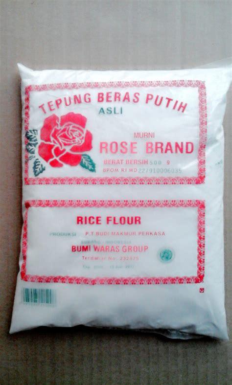 Brand Tepung Beras Putih 500 Gr brand tepung beras putih asli 500 gram toko alat sembahyang kian zhuan