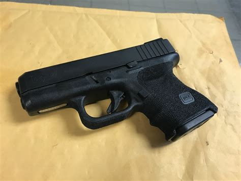 Mag G27 glock g27 semi auto stippling 9 mag sights 40 s w for sale at gunauction 14480974