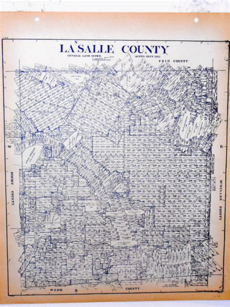 la salle county texas map lasalle county shop collectibles daily
