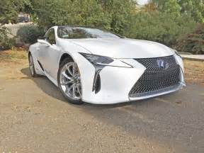 Lexus Rsf 2018 Lexus Lc 500h Coupe One Gt Hybrid Review