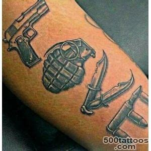 grenade tattoo designs ideas meanings images