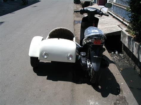 Bengkel Modifikasi Vespa Matic by Doctor Matic Klinik Spesialis Motor Matic Mio Sespan