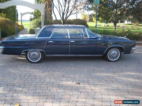 Chrysler For Sale by 1966 Chrysler Imperial For Sale In Canada
