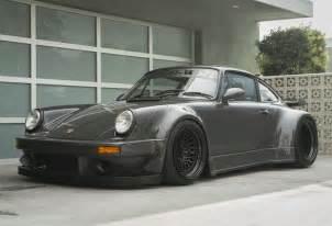 Rwb Porsche Rwb Porsche 911 Turbo Lumberjac