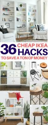 Cheap Diy Living Room Projects Brilliant Ikea Hacks You To See To Believe Cheap