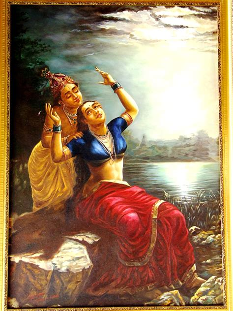 painting free version buy radha krishna in moonlight a beautiful