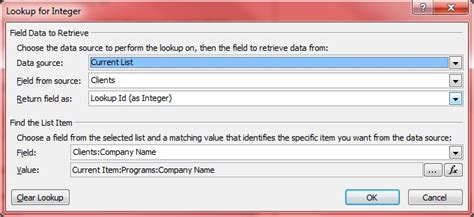 sharepoint workflow lookup field sharepoint 2013 workflow look up column sub fields not
