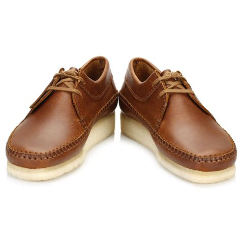 Sepatu Tough Brown Pull Up Leather Boots clarks mens weaver brown leather shoes lace up casual