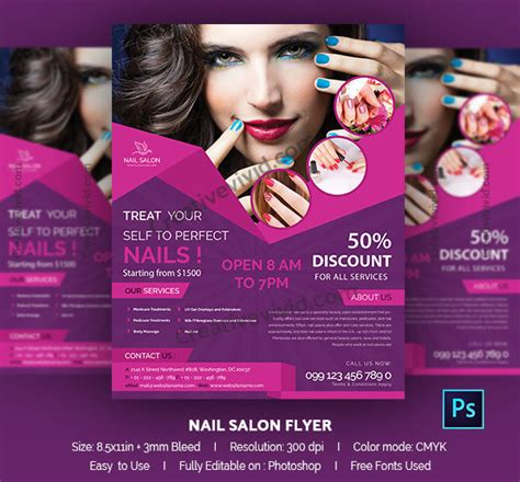 salon tarpaulin layout salon flyer design www pixshark com images galleries