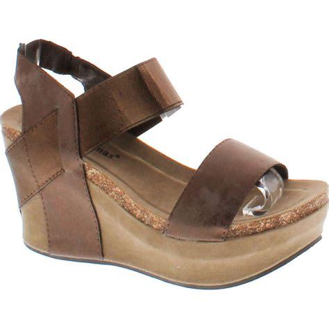 dumas s hester 1 wedge sandals ebay