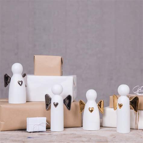 goldener gl 252 cksengel quot to go quot 17 cm r 228 der design - Design Weihnachtsdeko