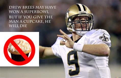 Drew Brees Memes - gluten free memes