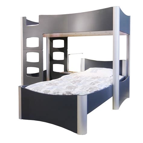 raised kids bed raised kids bed in fusion design kids beds cuckooland