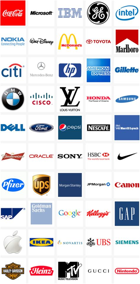 design a logo and brand logo design tips you can learn from the world s biggest