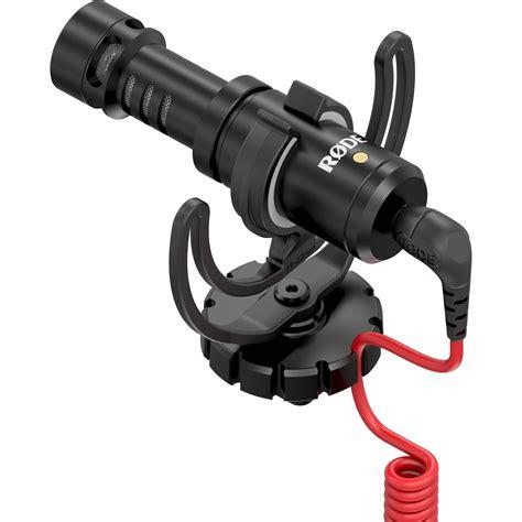 Microphone Rode Micro rode videomicro compact on microphone videomicro b h