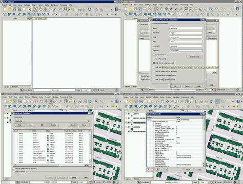 tutorial oracle spatial changelog for qgis 2 0