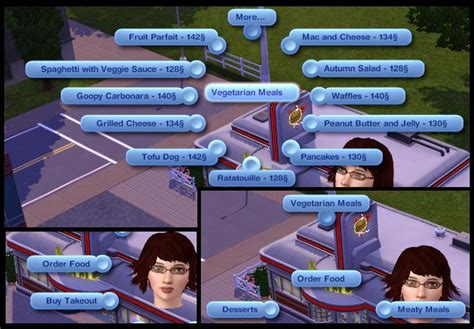 download mod game the sims 3 mod the sims buy takeout and order food at restaurants