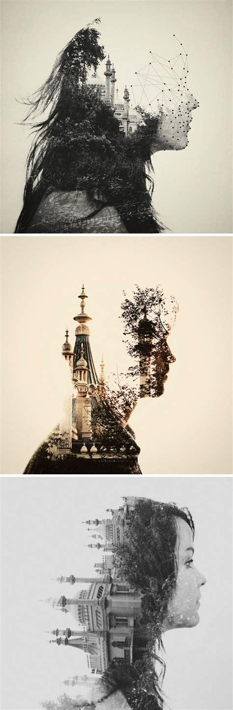 double exposure dan mountford tutorial 1000 images about igcse art and design cambridge exams