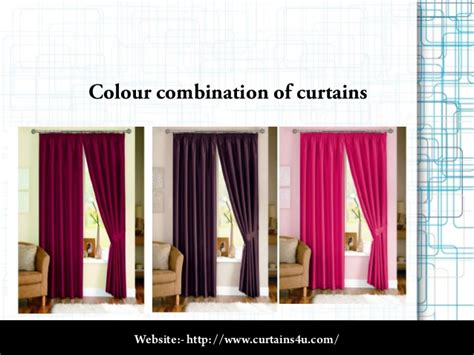 colour combination for curtains colour combination of curtains