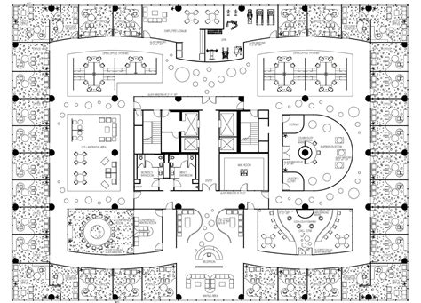cool office floor plans contemporary office coca cola executive office by nadine