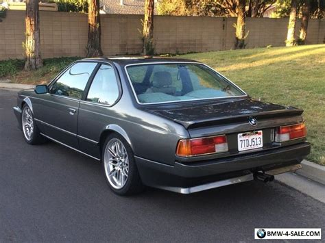 1985 bmw 6 series for sale in united states