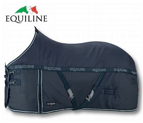 Decke 400g by Equiline Stalldecke Montreal 400g Cavallini Reitsport