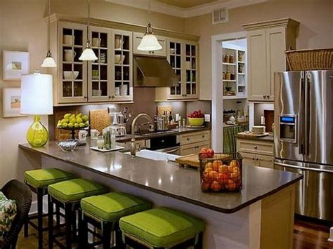captivating apartment kitchen decorating ideas with