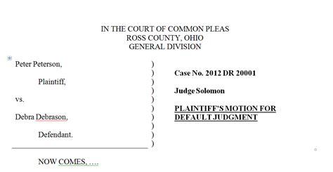 buckeye legal tech creating court pleadings in microsoft word