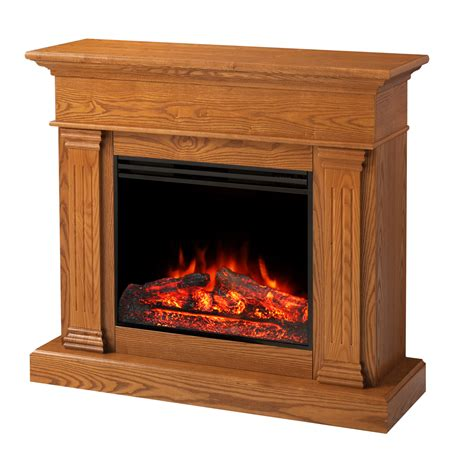 Build Electric Fireplace Mantels Home Design Ideas For Fireplace