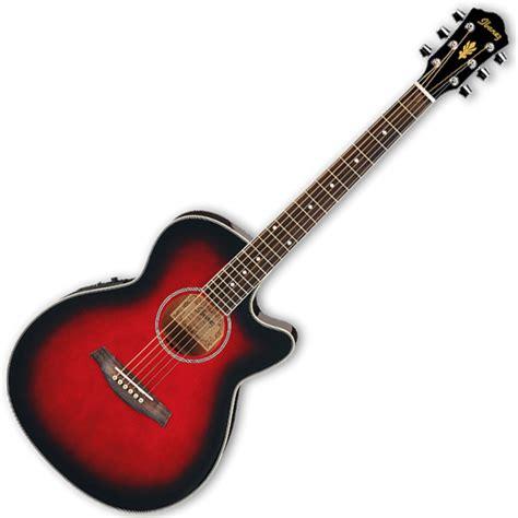 Ibanez Aeg8e Vs Guitar Akustik Elektrik disc ibanez aeg8e acoustic guitar trans na gear4music