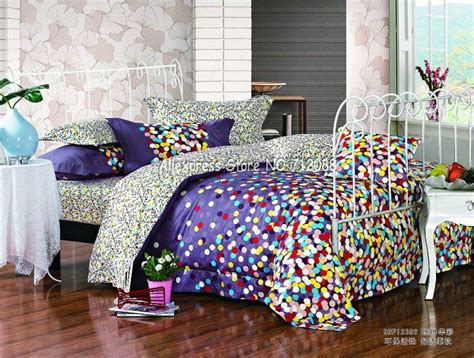 colorful bedding sets colorful bedding sets colorful feathers print 4 cotton bedding sets beddinginn