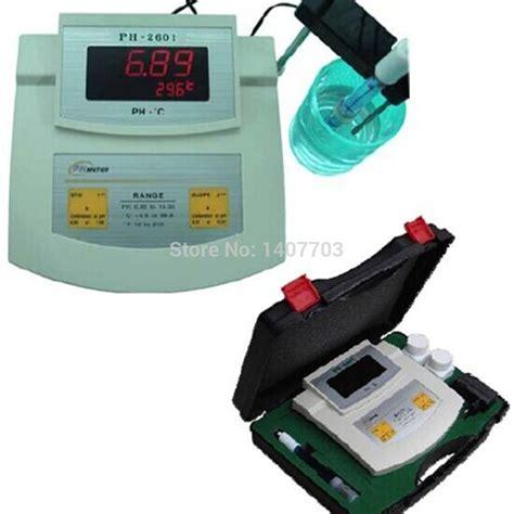 table top ph meter table top digital lab ph temp meter in ph meters from