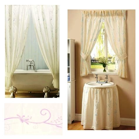 Shower Honeysuckle lilac honeysuckle embroidered shower curtains the mill shop