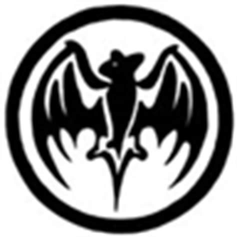 bacardi logo white drinks avatars at avatarist