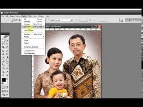 tutorial edit foto keluarga dengan photoshop tutorial membuat efek bingkai pada foto keluarga di