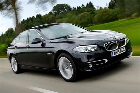 2010 5 Series Bmw by Bmw 5 Series Saloon From 2010 Used Prices Parkers
