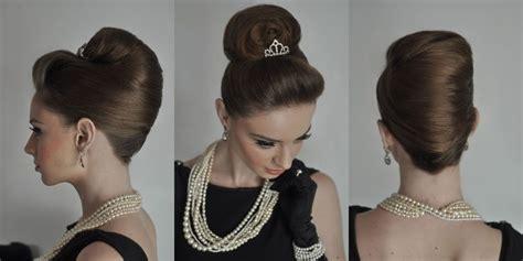 Wedding Hair Like Hepburn by 25 Best Ideas About Hepburn Hairstyles On