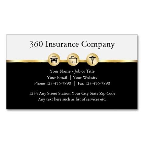 Insurance Business Card Templates Free by 1000 Images About Auto Insurance Business Cards On