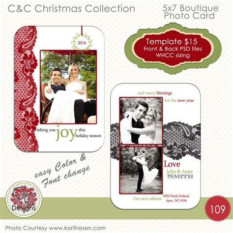 whcc boutique card templates photo card selection 110 card templates on