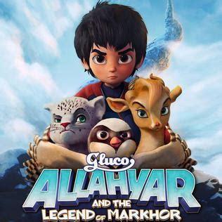 film nabi uzair allahyar and the legend of markhor wikipedia